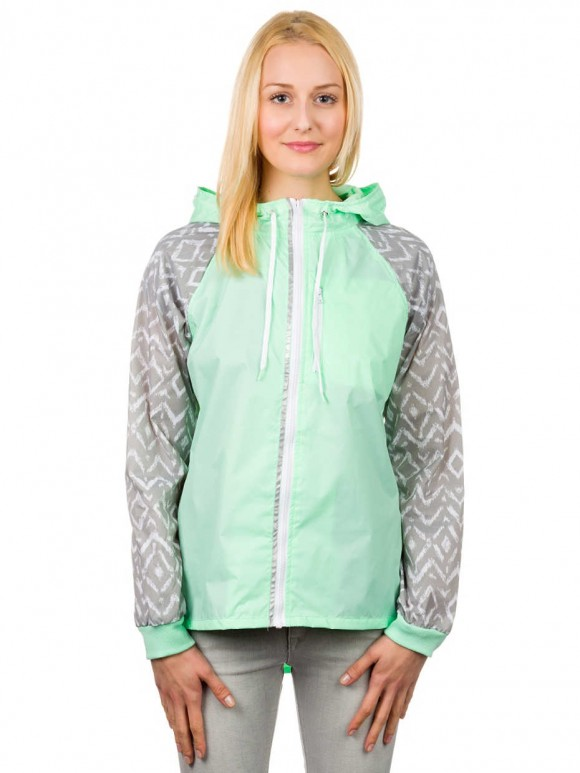 chaqueta sloan windbreaker