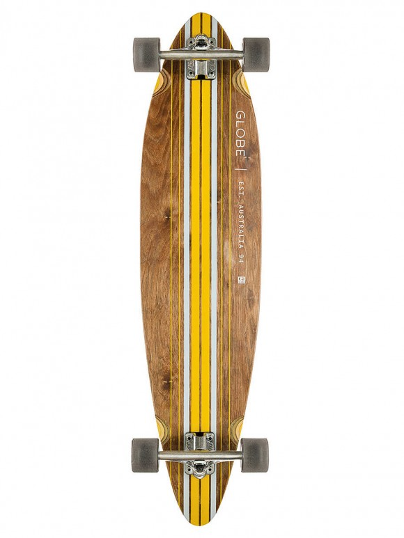 longboard pinner cruiser