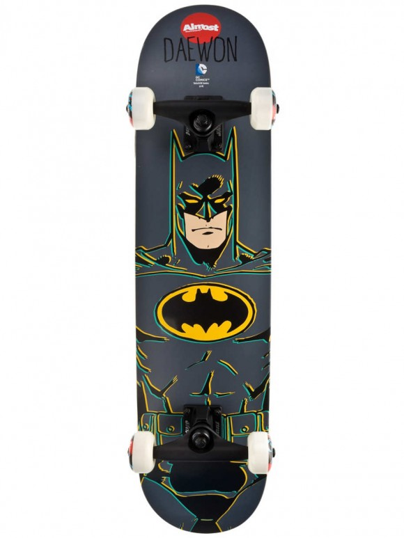 skate completo almost daewon batman
