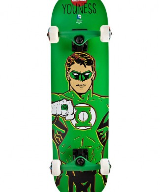 skate completo almost youness green lantern