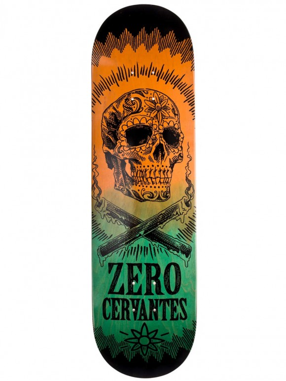 tabla skate Zero carvantes deliverance