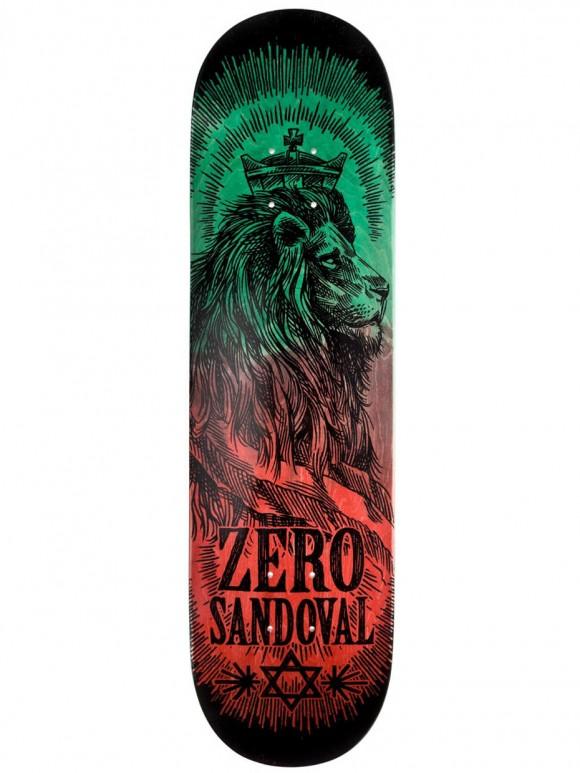 tabla skate zero sandoval deliverance