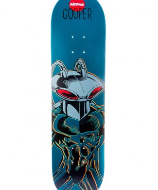 tabla skate cooper black manta