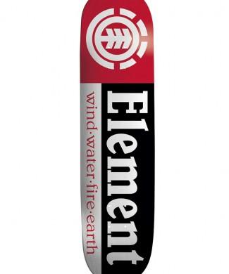tabla skate element section