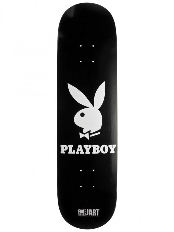 tabla skate playboy bunny mc