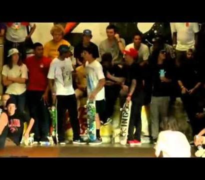 Skateboarding Street Final Tampa Pro 2014
