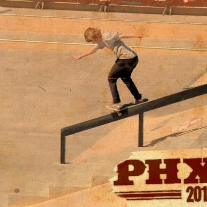 PHX Am 2015: Jack Olson;s Winning Run
