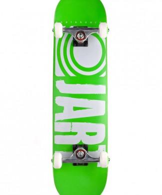 skate completo jart basic green