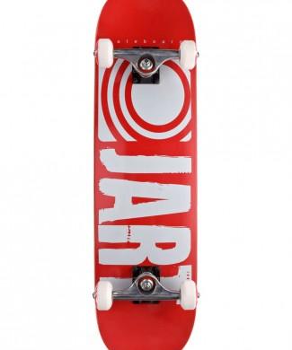 skate completo jart basic red