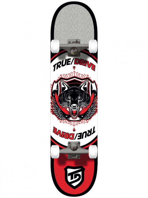 skate completo true drive