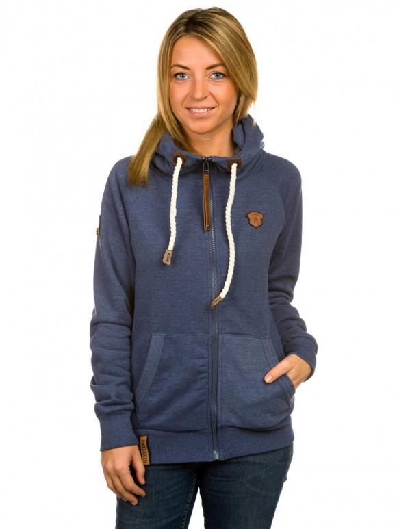 brazzo zip hoodie