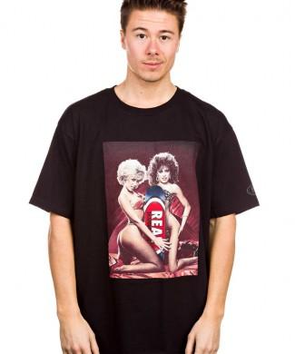 camiseta skate real tail grab
