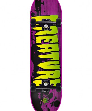 skate completo stained