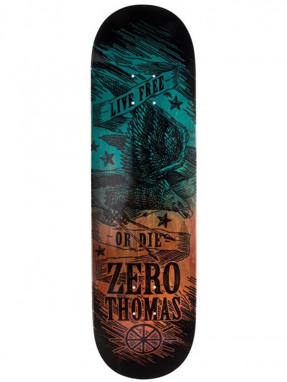 tabla skate Zero jthomas deliverance