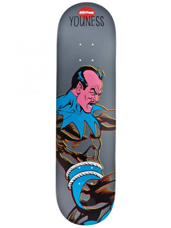 tabla skate almost youness sinestro