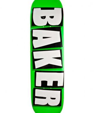 tabla skate baker fluoro green