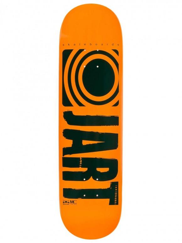 tabla skate basic mc amarilla