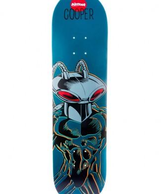 tabla skate cooper black manta