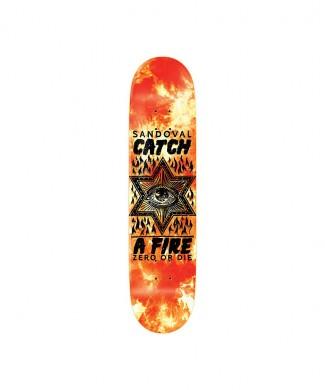 tabla skate sandoval catch a fire
