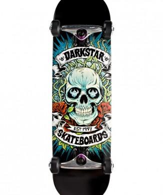 skate completo darkstar tokes