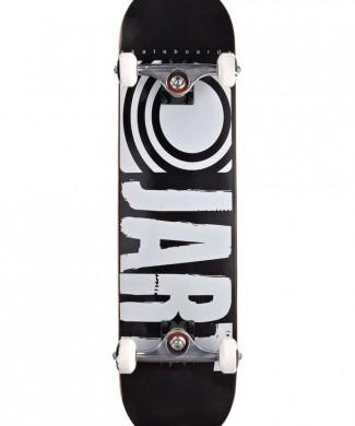 skate completo jart basic black