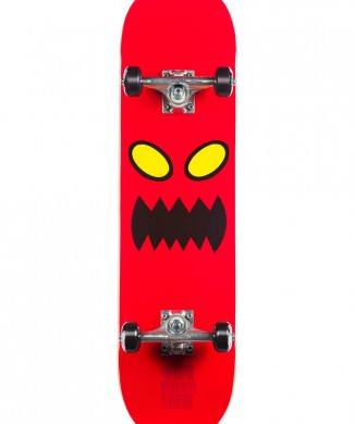 skate completo toy machine monster face